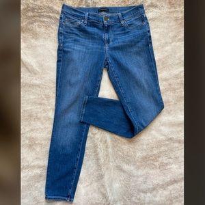 Ann Taylor Modern Fit Ankle/Crop Jeans
